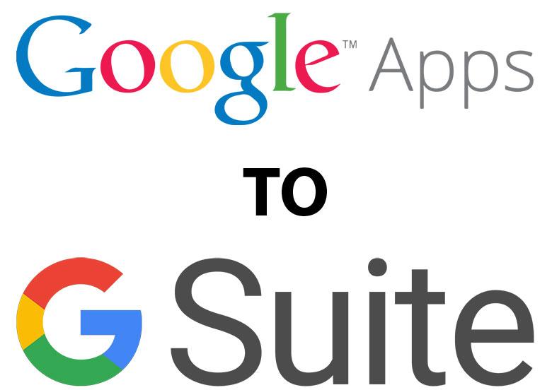 So sánh Google Apps với G Suite