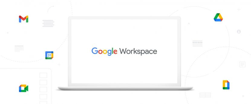 G Suite now is Google Workspace